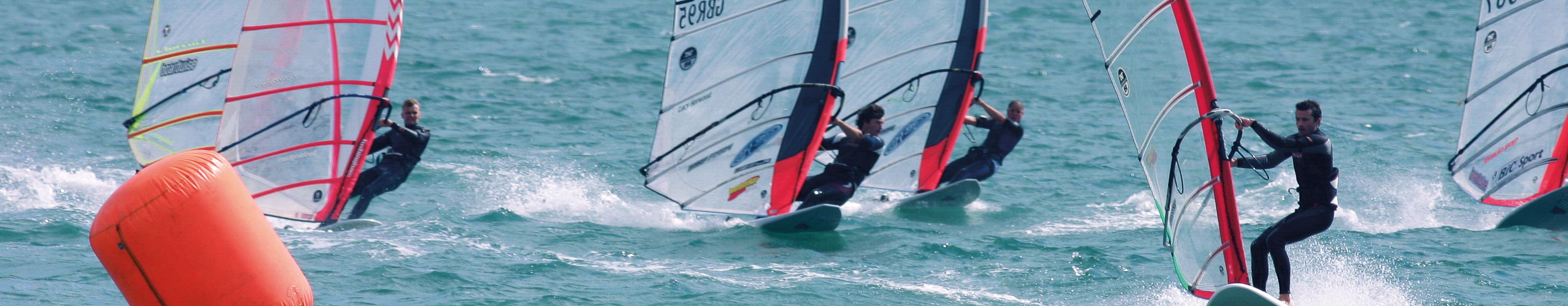 Hayling Island is excellent for watersports